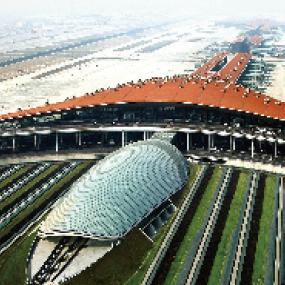 首都机场T3航站楼